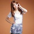 Biała tunika damska Japan Style T2340