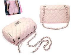 Mała różowa torebka damska  Japan Style TO3152