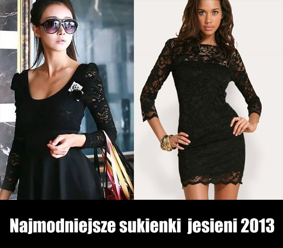 Jesień 2013 - najlepsze produkty