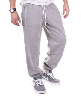 Original melange men's sweatpants trousers Carlo Lamon
