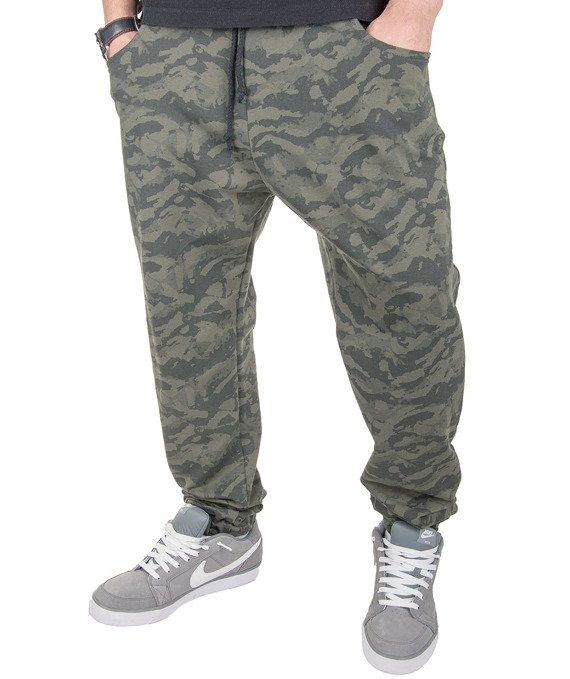 Grey men's sweatpants trousers Carlo Lamon